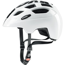 UVEX Finale Junior Helmet large white-black